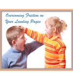 children fighting friction