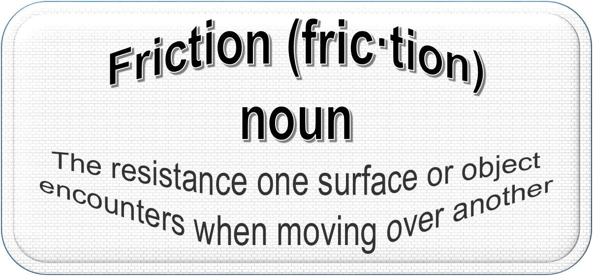 Friction Definition