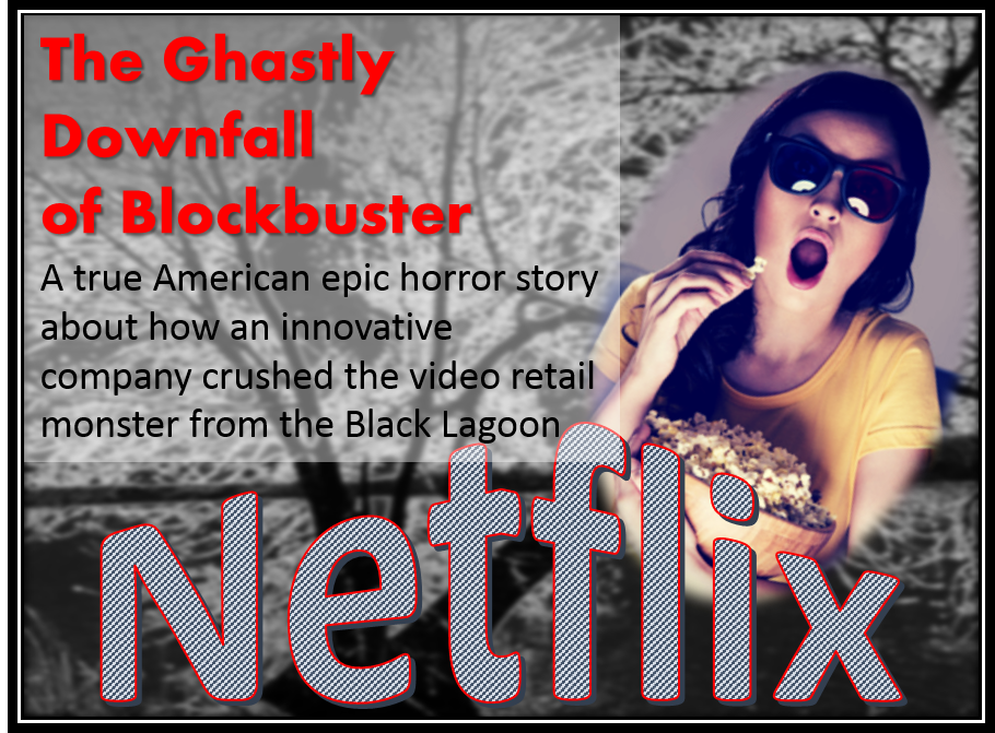 Netflix and creating a compelling USP