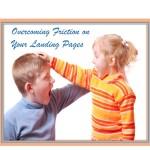 children fighting friction