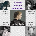 Great Female Innovators